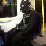 Darth Vader Missed His Stop