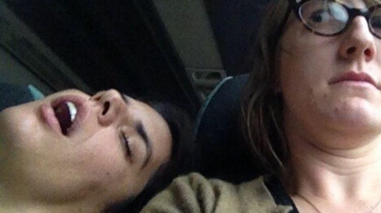 Awkward Sleeper